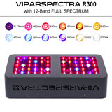 LEDS Viparspectra R300 2x